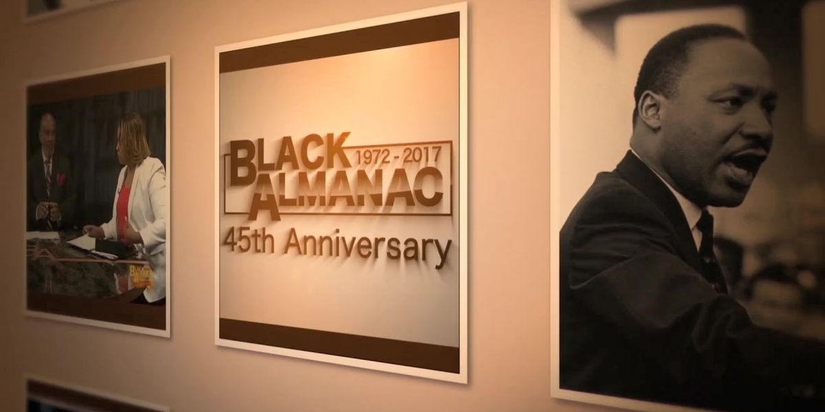 Video: Black Almanac - Sunday October 21, 2018
