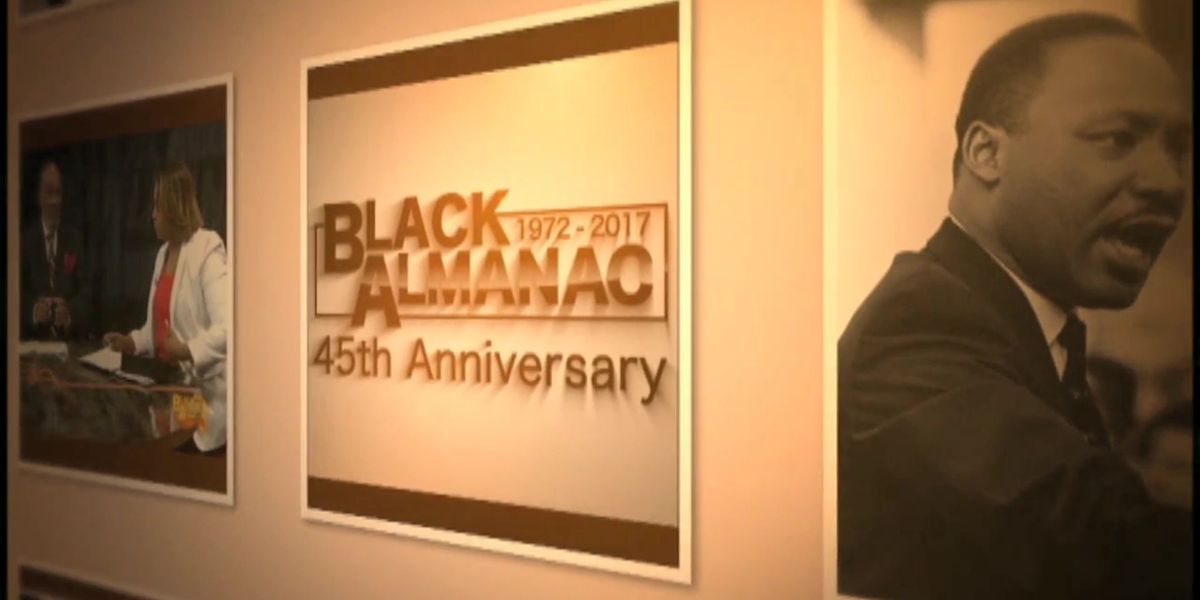 Video: Black Almanac - Sunday August 19, 2018