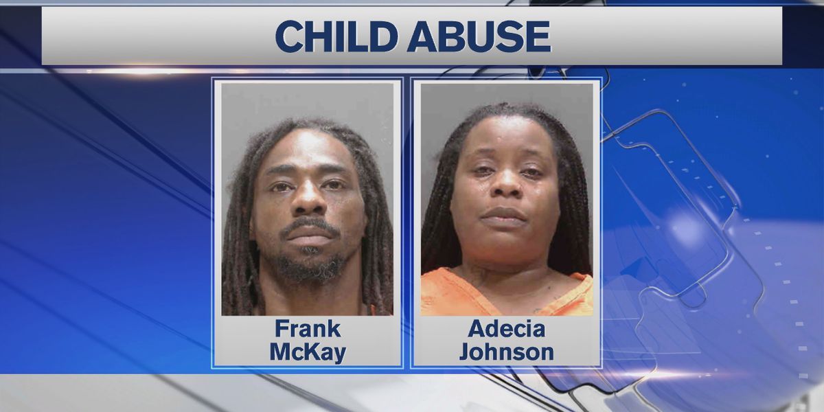 Sarasota couple arrested for allegedly zip tying 13-year-old child to plywood and limiting food