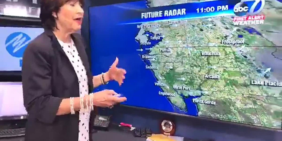 FIRST ALERT WEATHER: It's a Beach week on the Suncoast