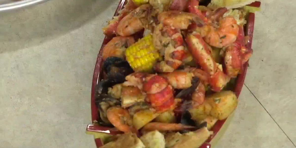 King's Seafood Boil