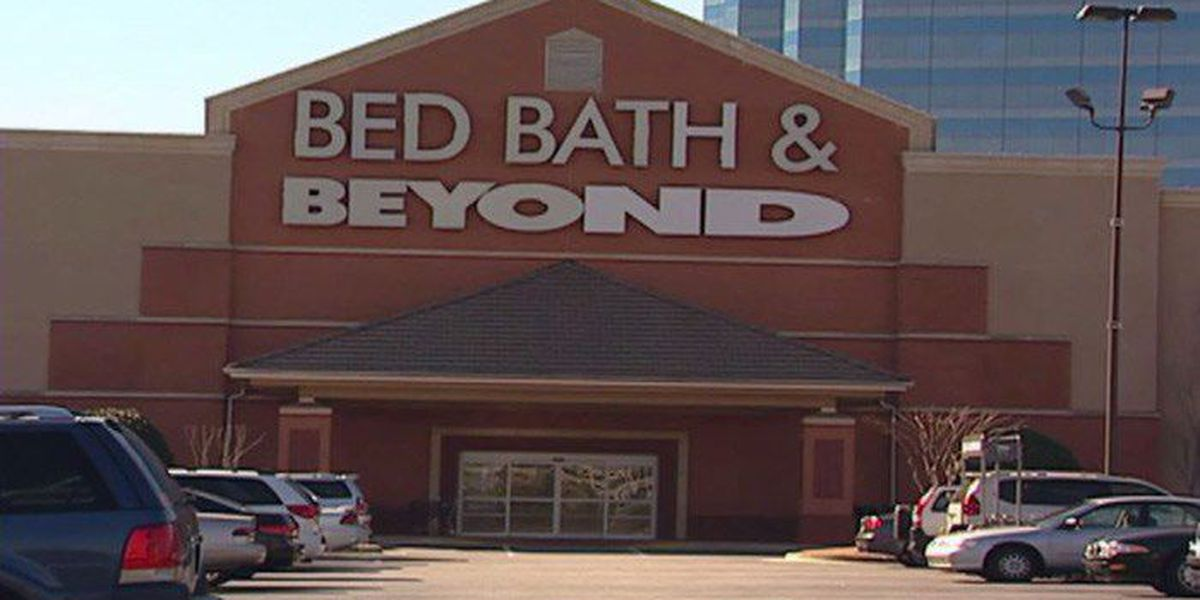 Bed, Bath & Beyond in-store sales drop significantly