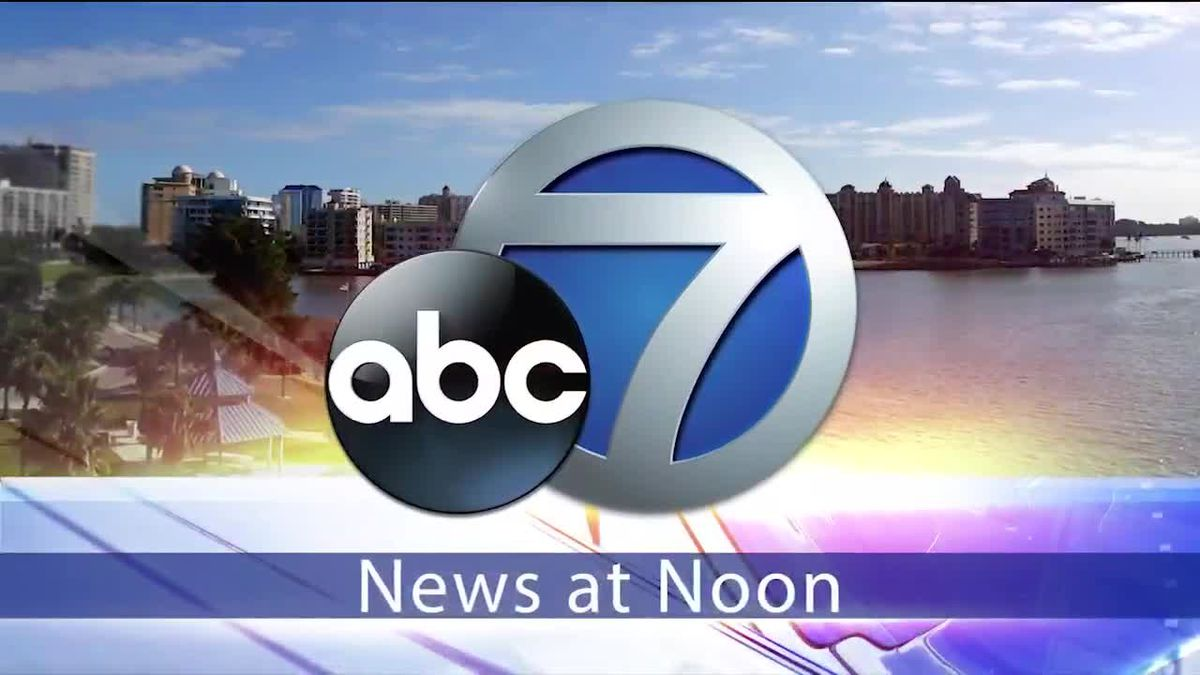 ABC 7 News at 12:00pm - Thursday August 6, 2020