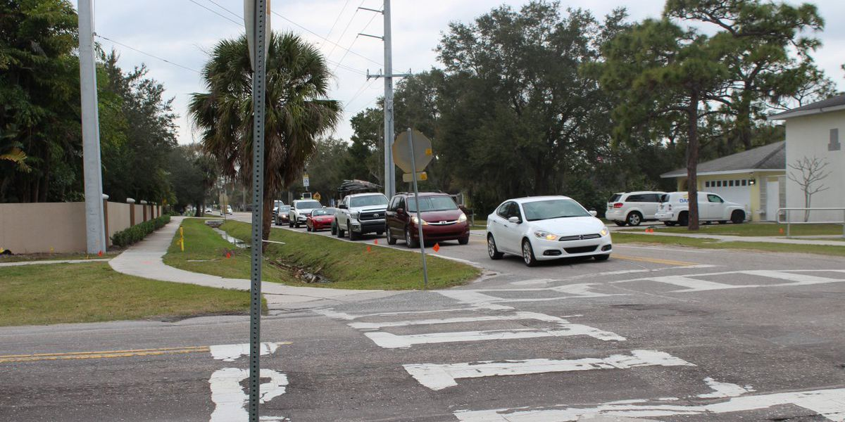 Construction now underway for new roundabout in Sarasota County