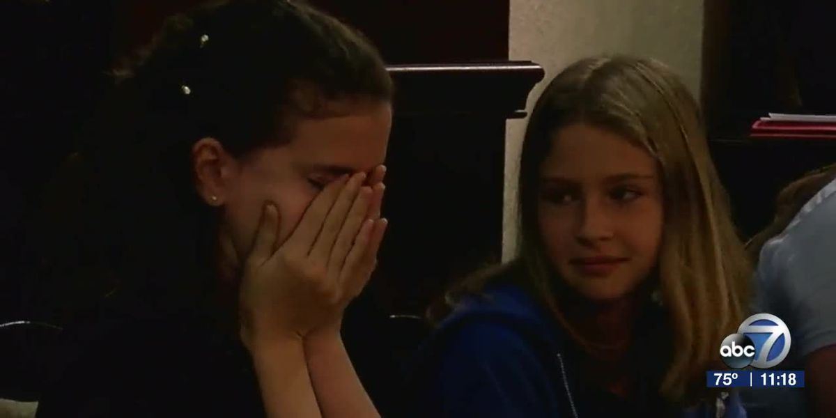 Local organizations work to help children process the loss of a loved one