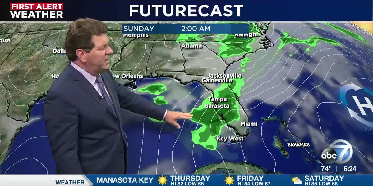 First Alert Weather - 6pm April 7, 2021