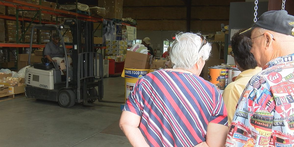 There's a critical need of unopened, non-perishable food donations in Manatee County