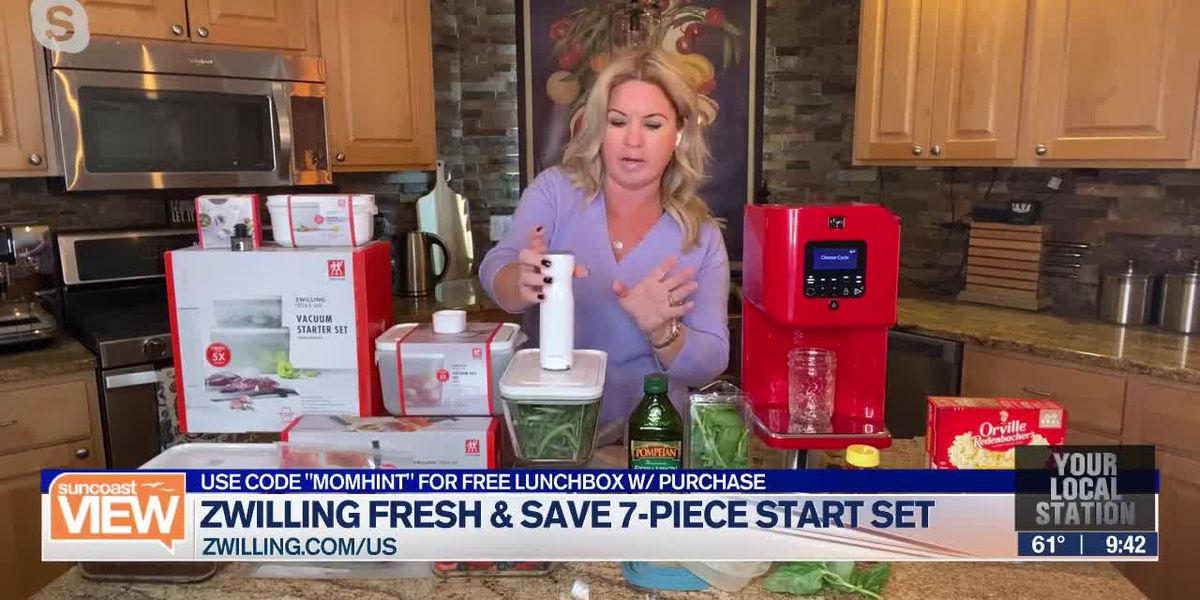 Create a Smart Kitchen with MomHint | Suncoast View