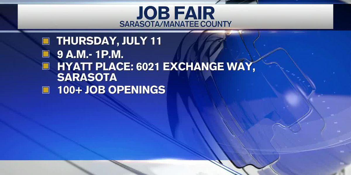 Local job fair happening on Thursday