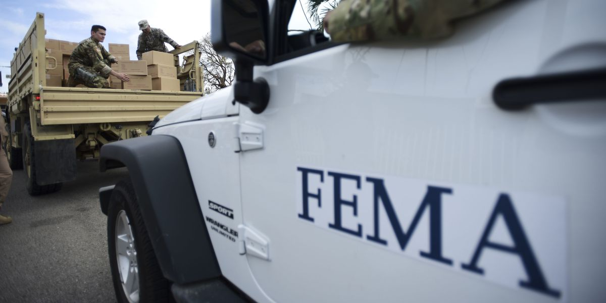 FEMA shared personal information of 2.3M disaster victims with contractor