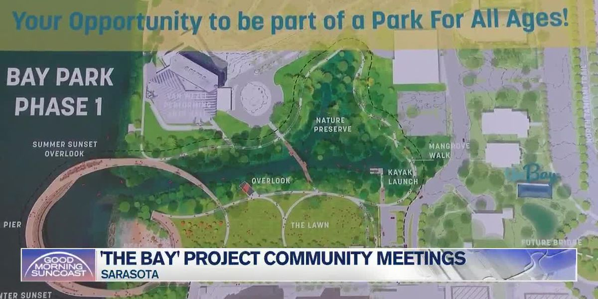 Bay Project development meeting planned