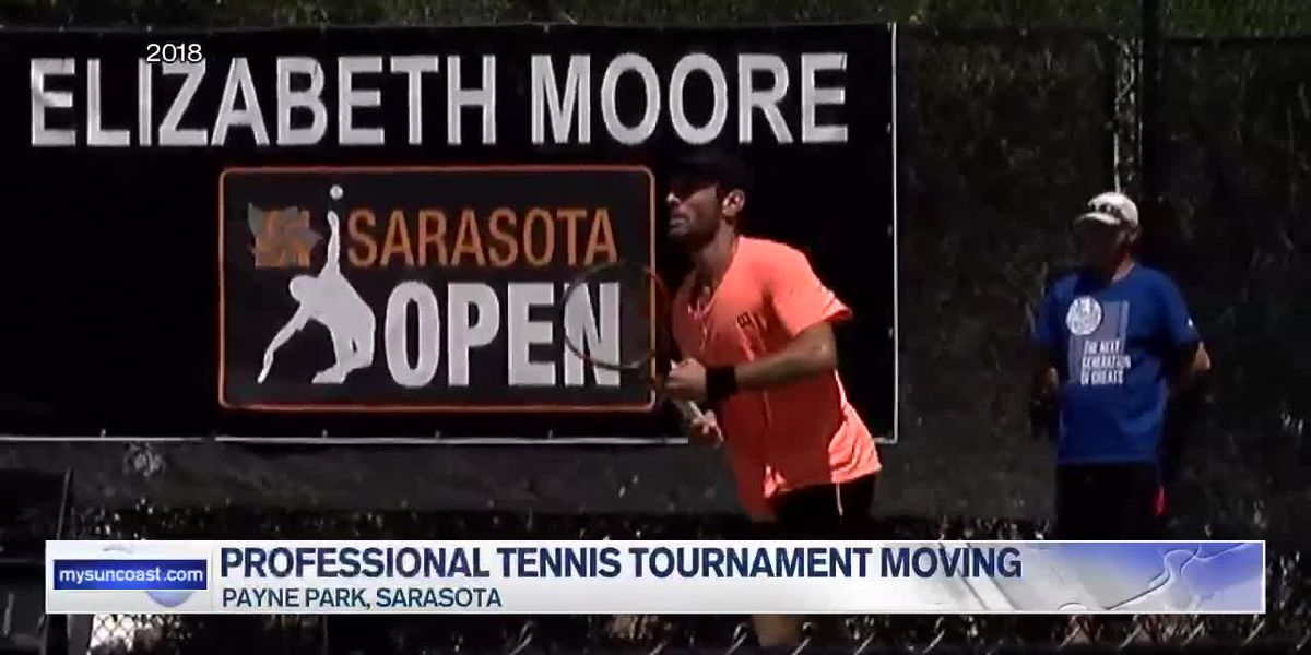 Professional Tennis Tournament Moving to Payne Park