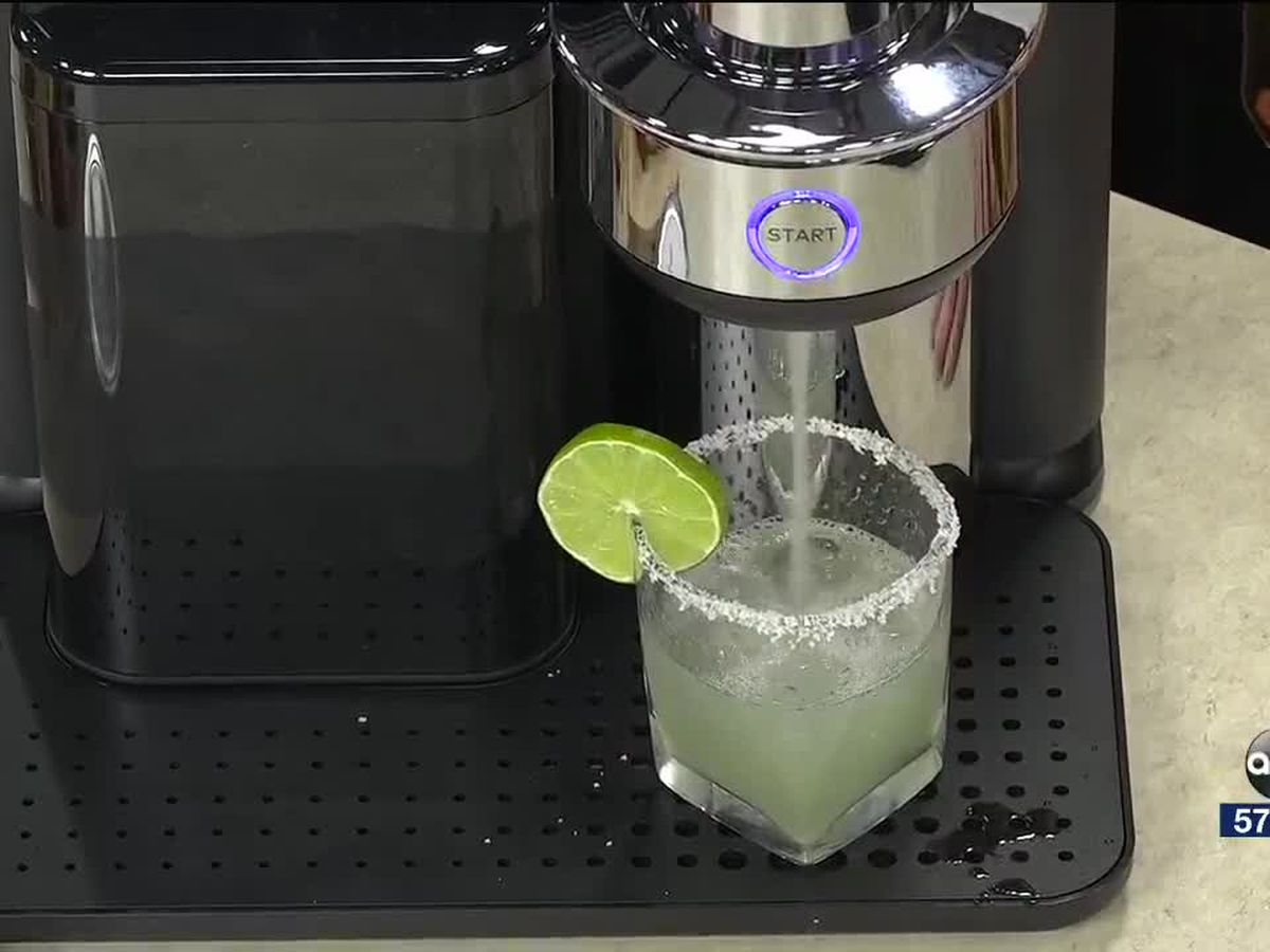 Drinkworks by Keurig Shows Us How to Make Cocktails at the Touch of a Button | Suncoast View