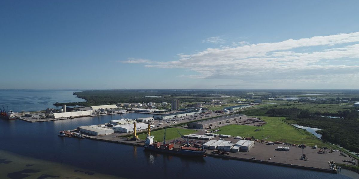 Port Manatee seeing exponential growth in the last five years