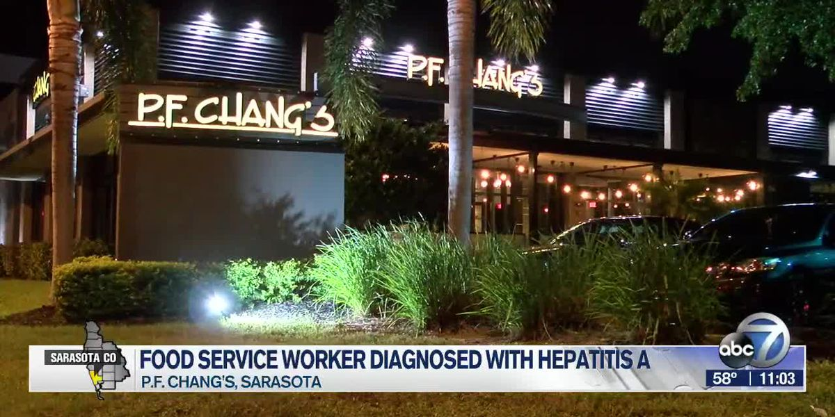 Restaurant Worker Diagnosed with Hep A