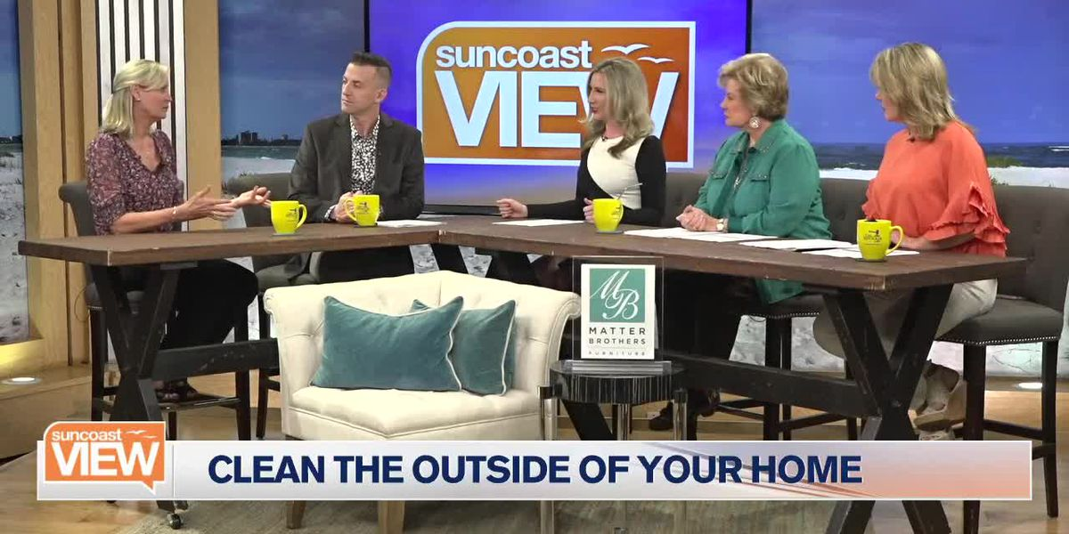 Spring Cleaning | Suncoast View