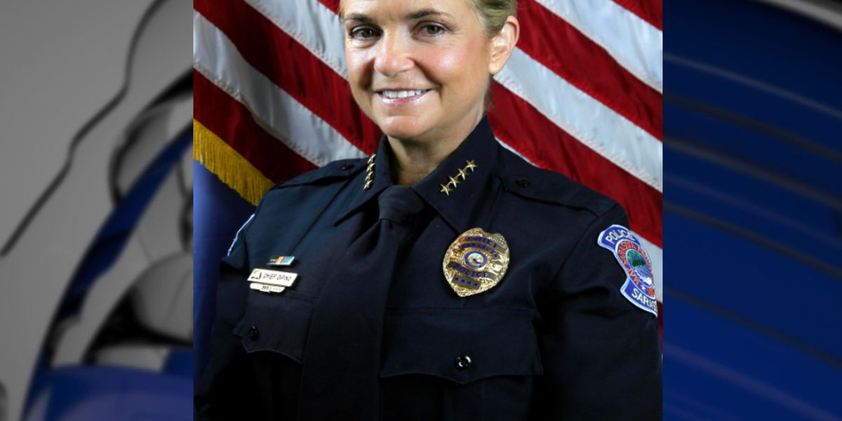 DiPino resigns as Chief of Police of Sarasota