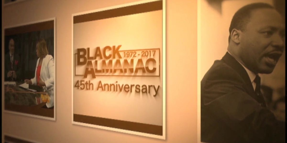 Video: Black Almanac - Sunday September 9, 2018
