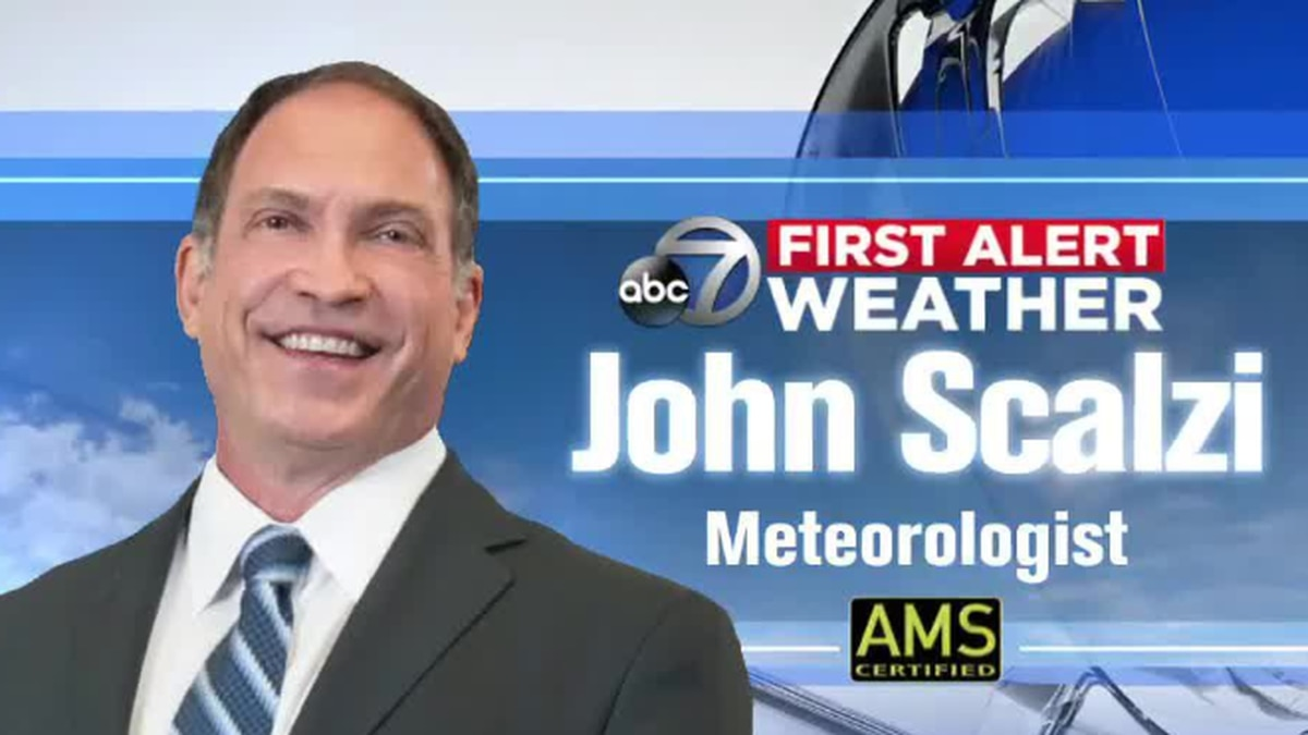 First Alert Weather: Sunshine returns today with afternoon showers