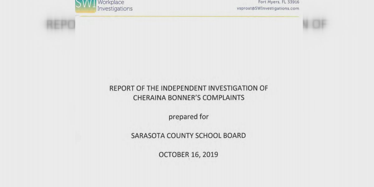 Board gives Sarasota superintendent 30-day notice, which could lead to his suspension or termination