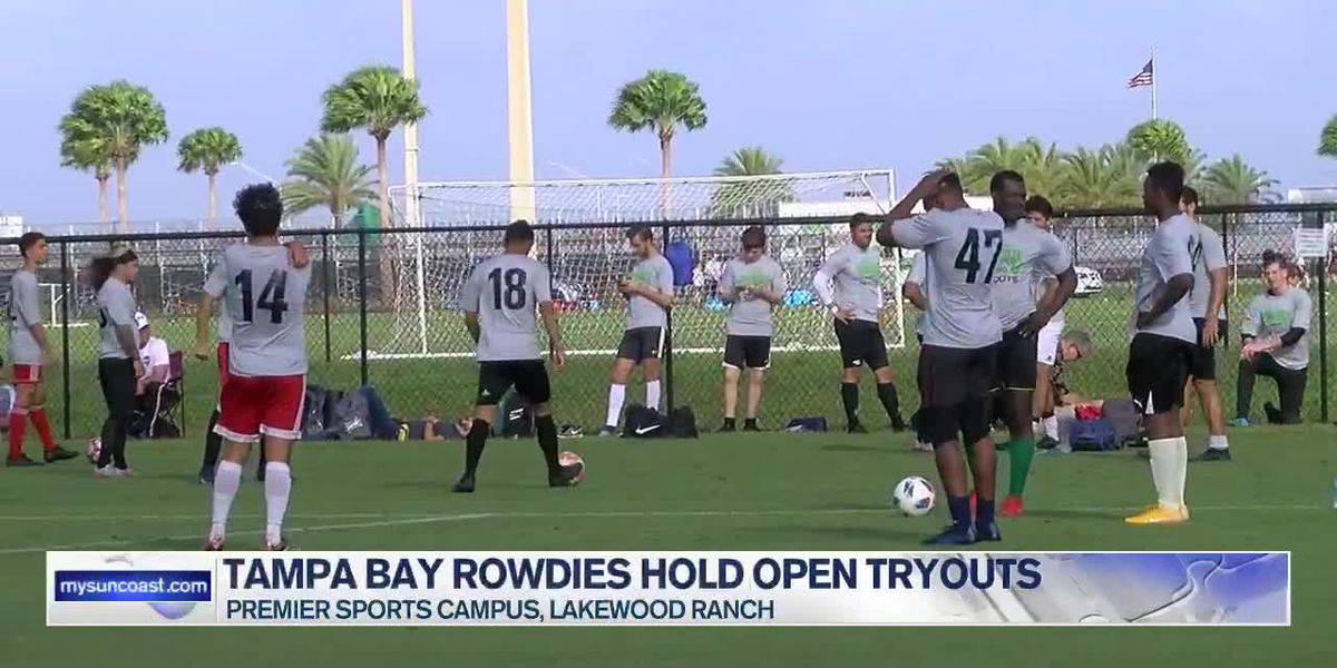 Florida soccer team hosts open tryouts for first time in five years