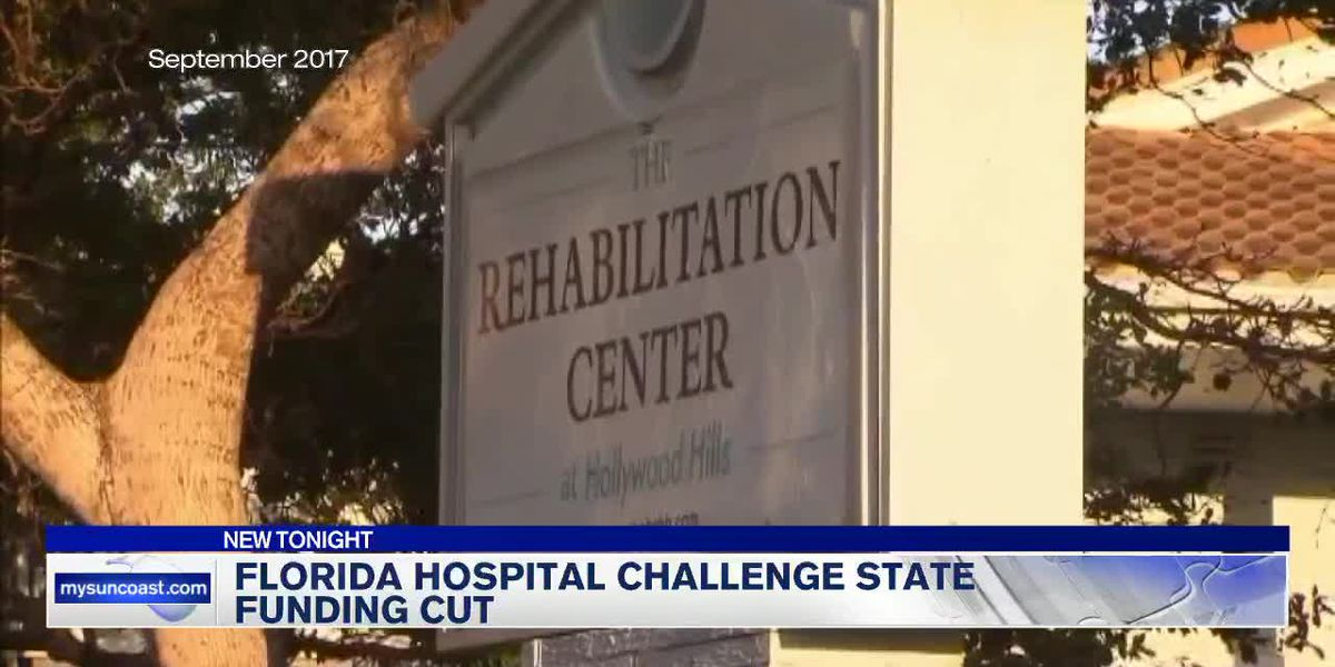 Florida hospital challenging state funding cut