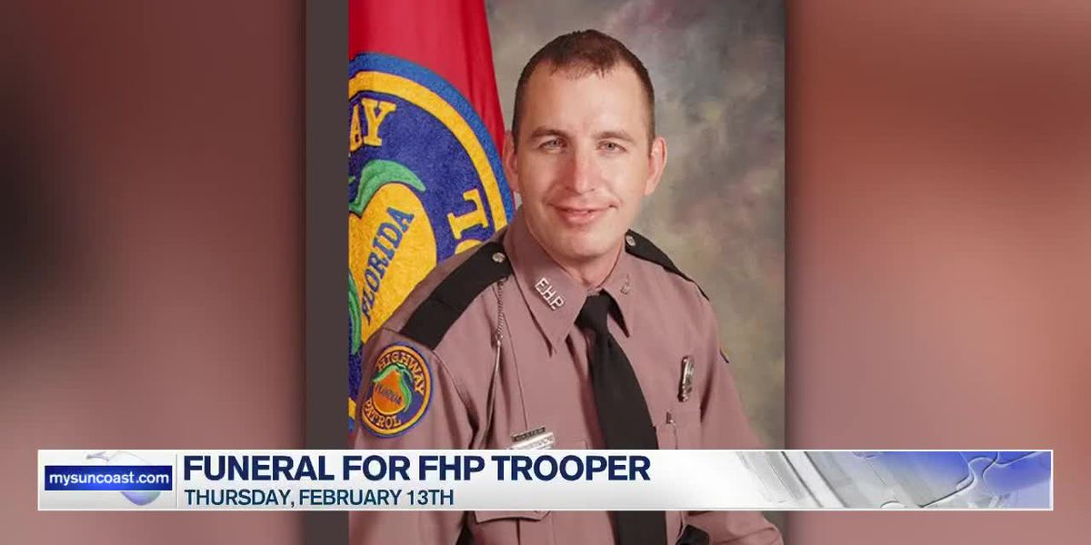 Funeral for FHP Trooper