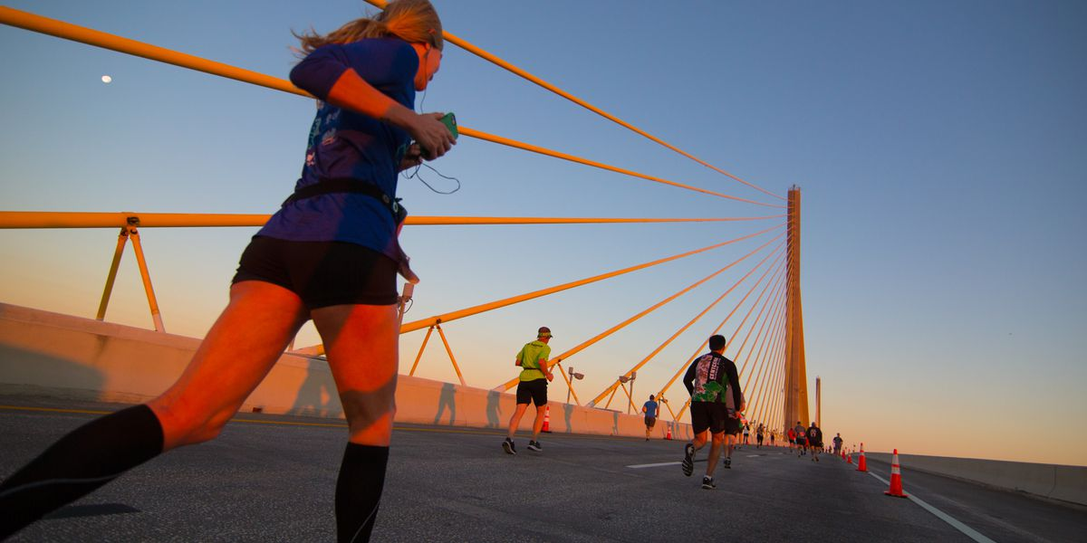 Missed out on the Skyway 10K? Try the virtual run!