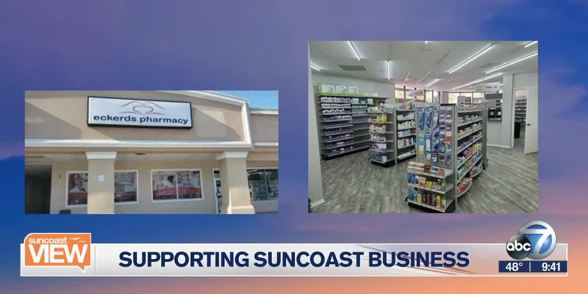 Shop local with Eckerds Pharmacy | Suncoast View