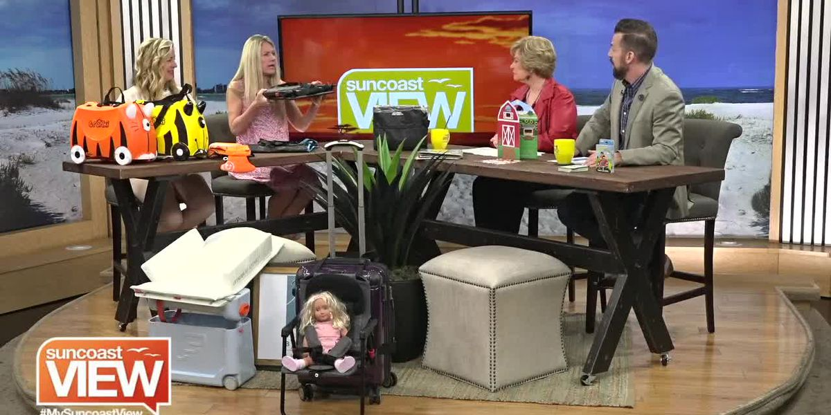 Fun Money Mom Has Tips to Making Spring Break Travel with Kids a Breeze! | Suncoast View