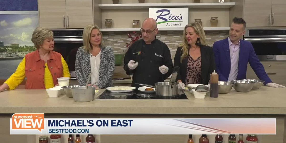 """Leche Frita"" with Pastry Chef Ray from Michael's on East 