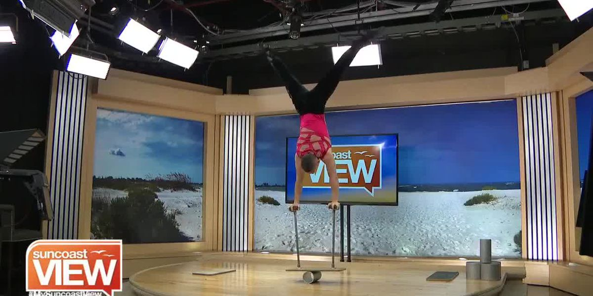 Summer Circus Spectacular Brings a Fantastic Act to Our Studio   Suncoast View