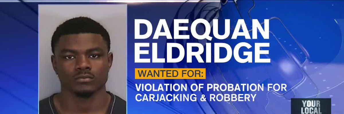 Wanted for violation of probation for carjacking & robbery