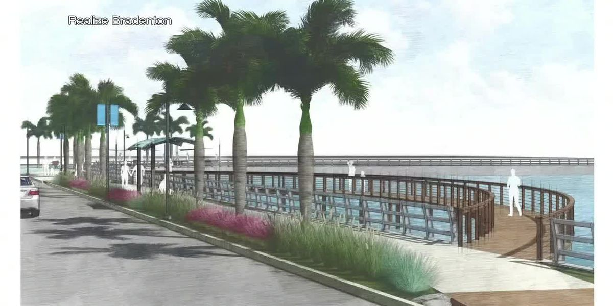City of Bradenton announces Bradenton Riverwalk is expanding