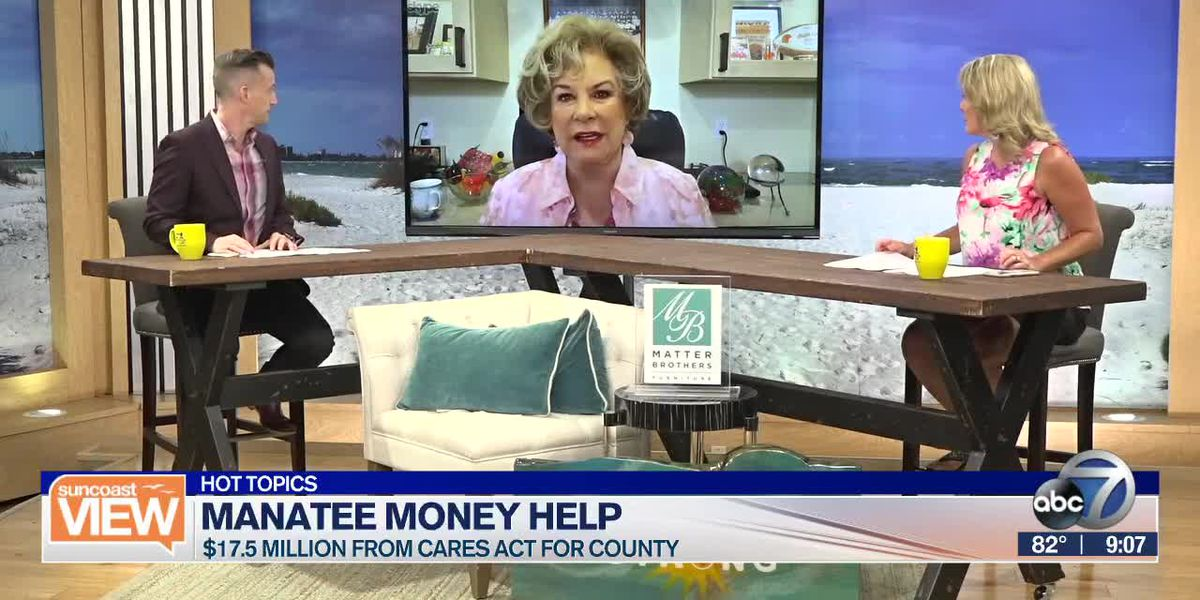 HOT TOPICS: Money assistance for Manatee County, and Pros & cons of gap year