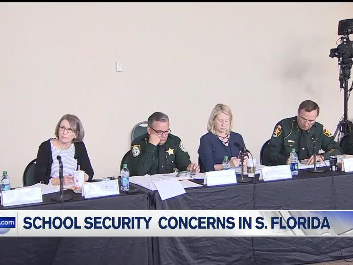 School security concerns in South Florida