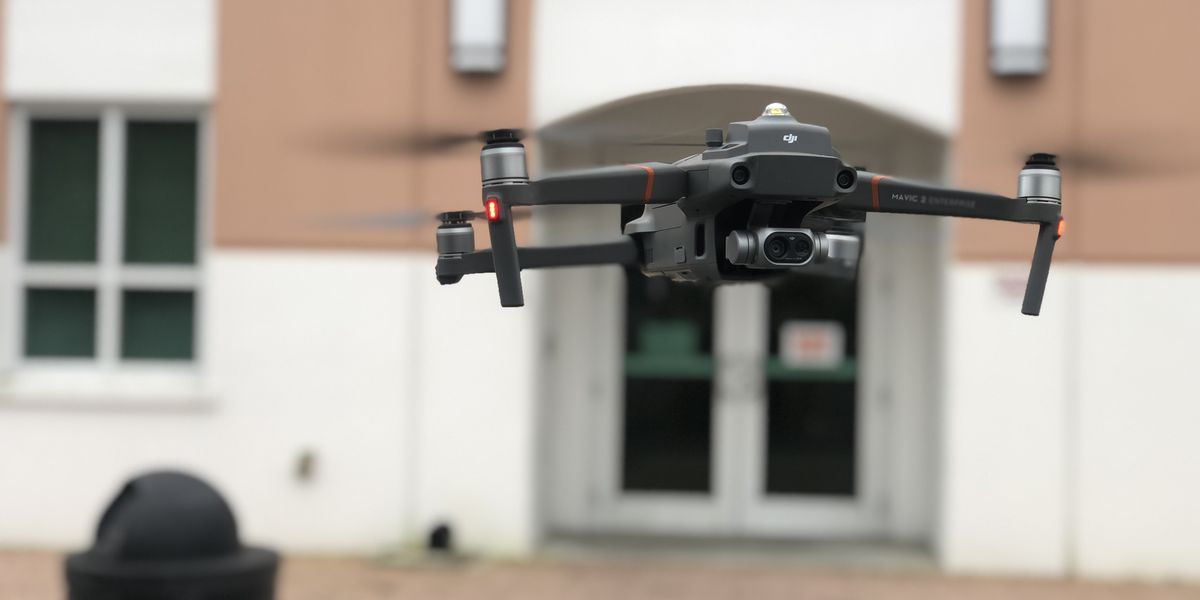 North Port Police Using Drone to Solve Crimes and Save Lives