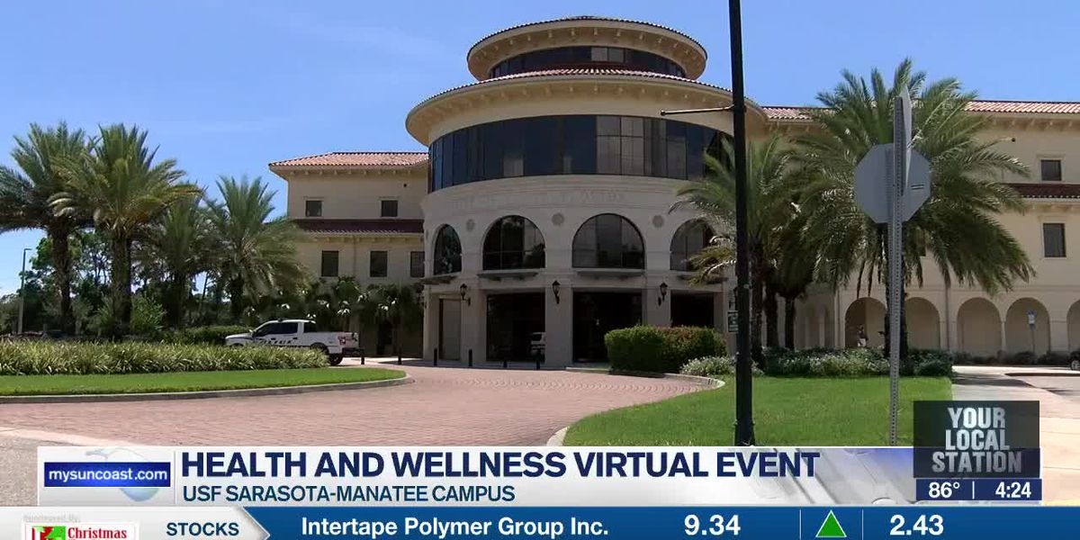 USF Health And Wellness Event