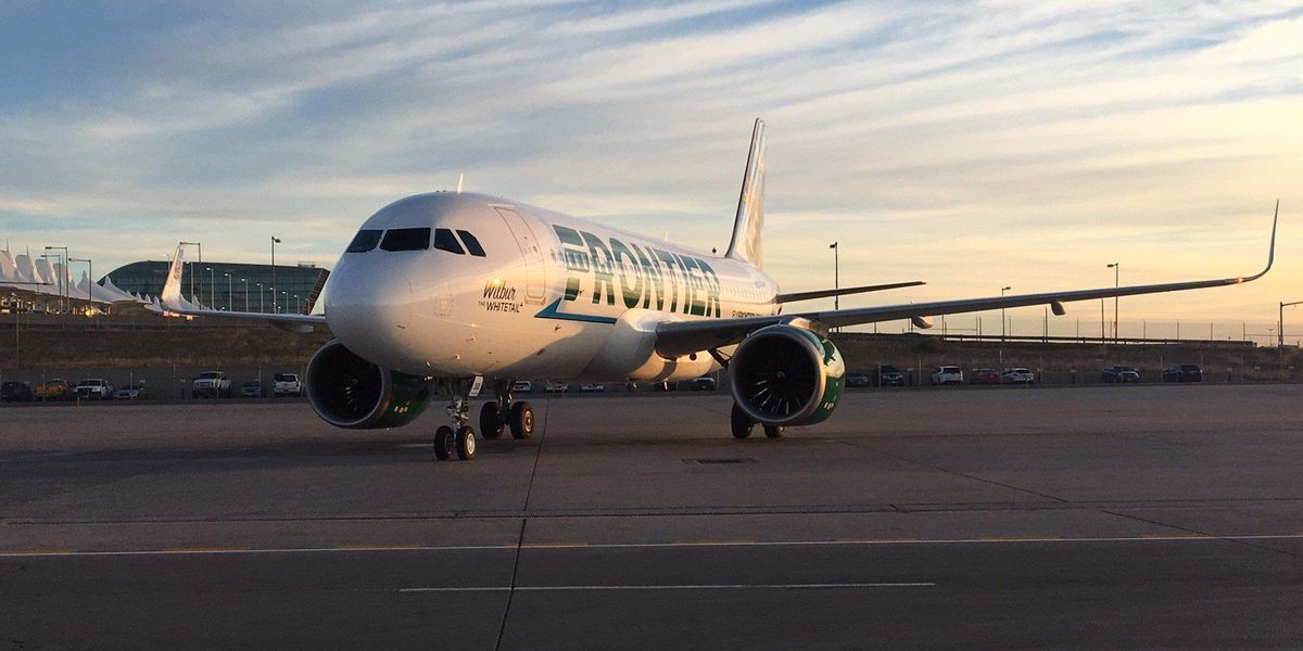 Frontier starts new service from Tampa to Raleigh-Durham