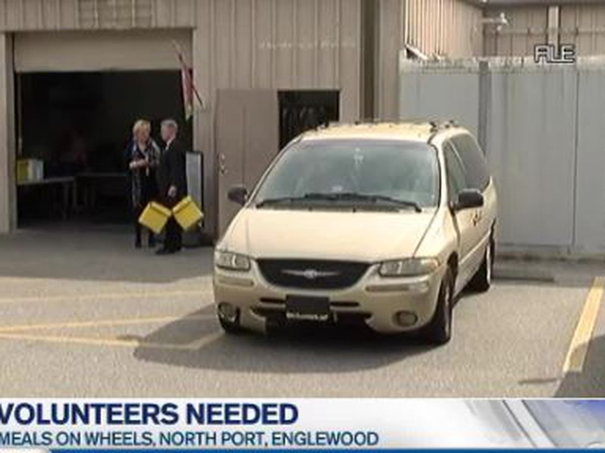 Meals On Wheels is still in need of volunteers in Sarasota County