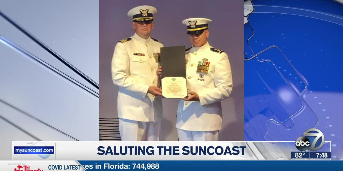 Saluting The Suncoast: Chief Warrant Officer Michael Snyder