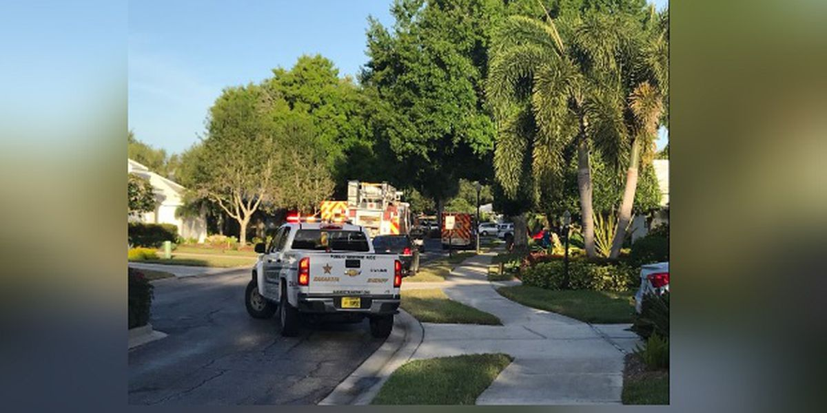 Deputies: 73-year-old man died in house fire after calling 911 in Venice