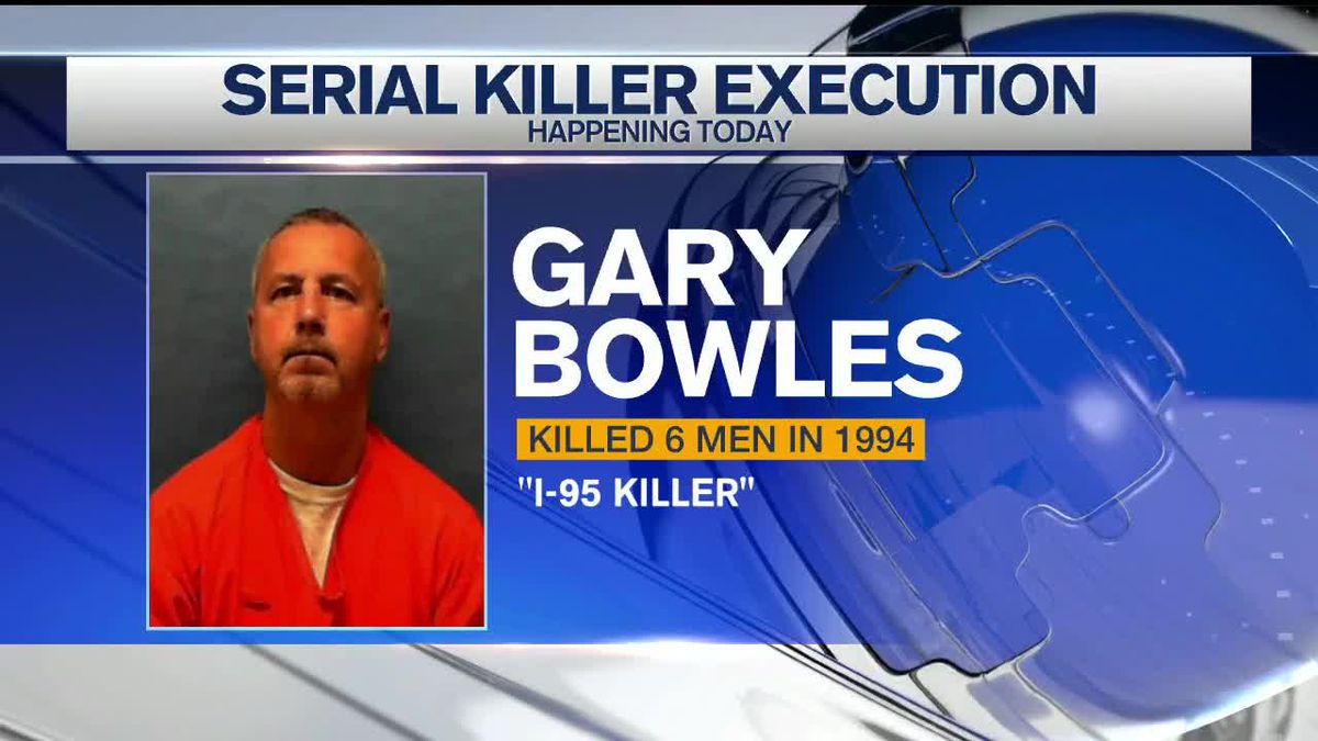Gary Bowles Execution