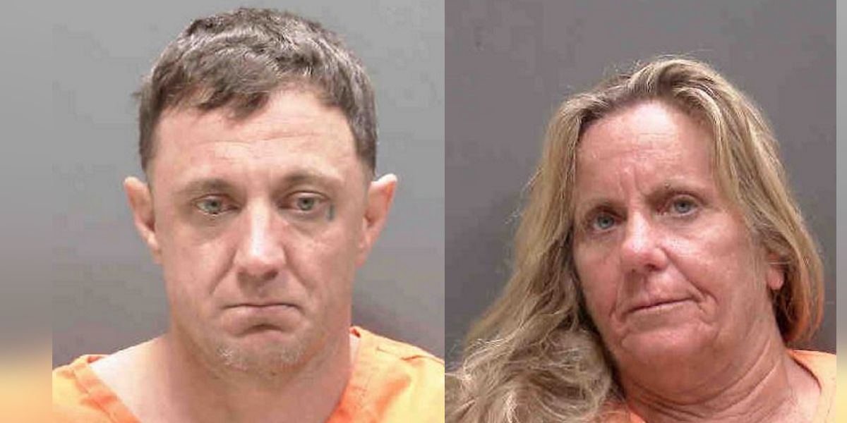 Two people arrested in Sarasota for allegedly trafficking in methamphetamine