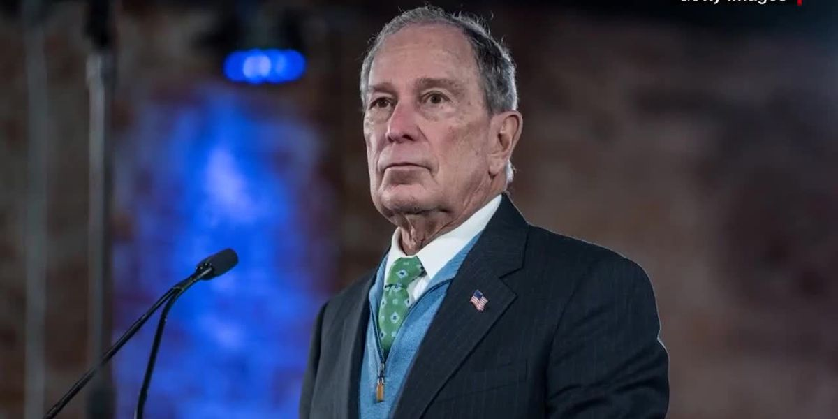 Democratic Candidates Zero in on Bloomberg