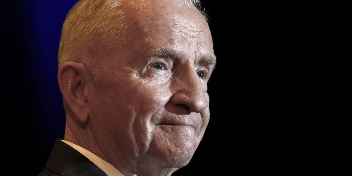 Billionaire and former USA  presidential candidate Ross Perot dies