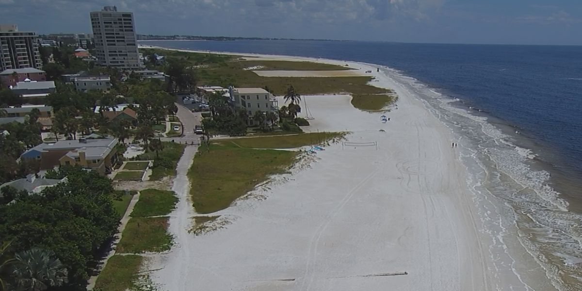 """""""Reopen Beach Road"""" controversy continues in Sarasota County"""