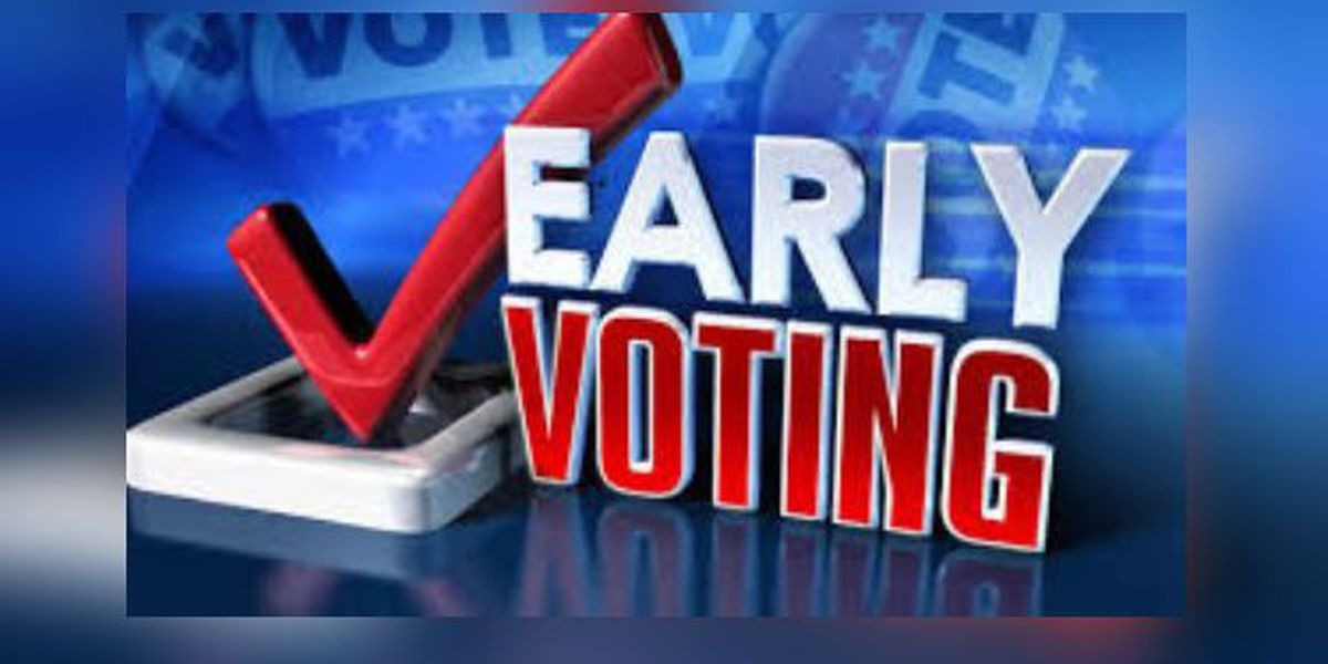 Early voting for general election ends Saturday