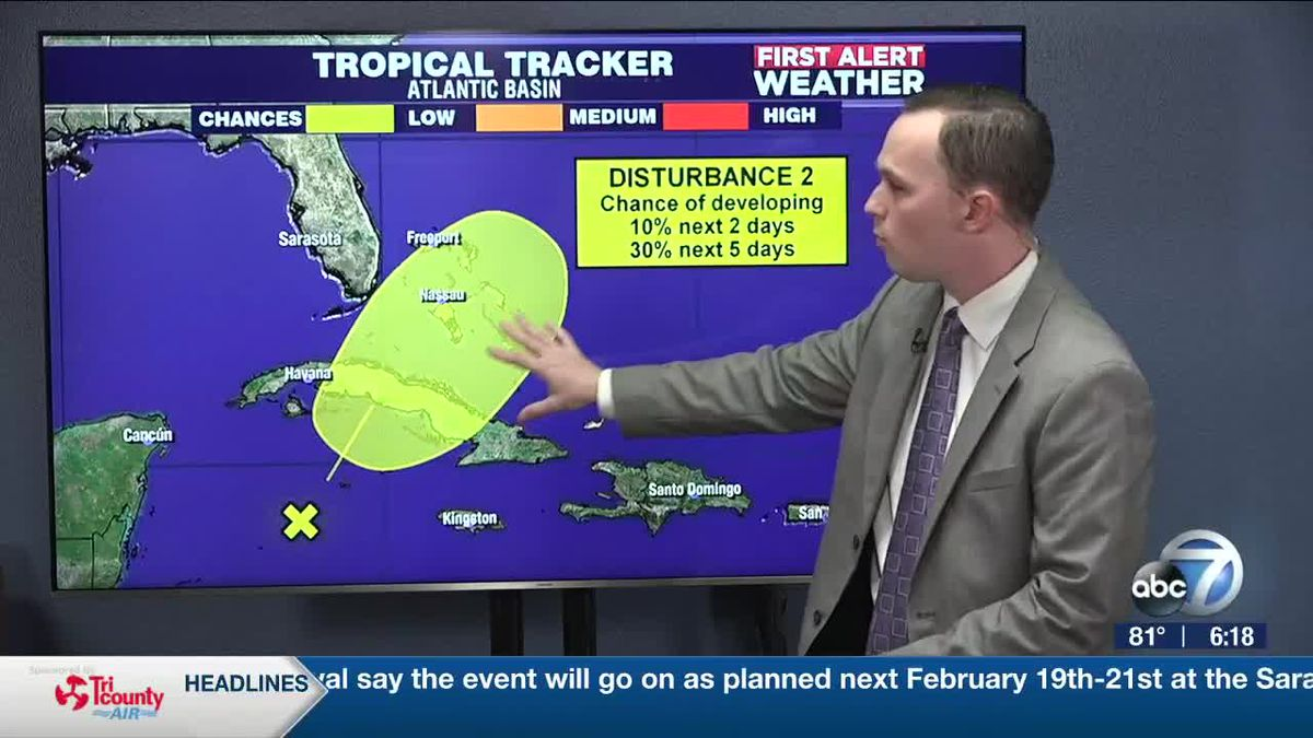 First Alert Weather: Thursday, October 22, 2020 - Peaks of sunshine tomorrow with hit & miss showers