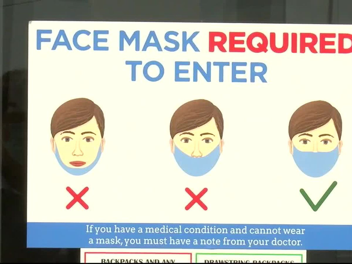 Despite removal of fines, City of Sarasota mask ordinance remains in effect
